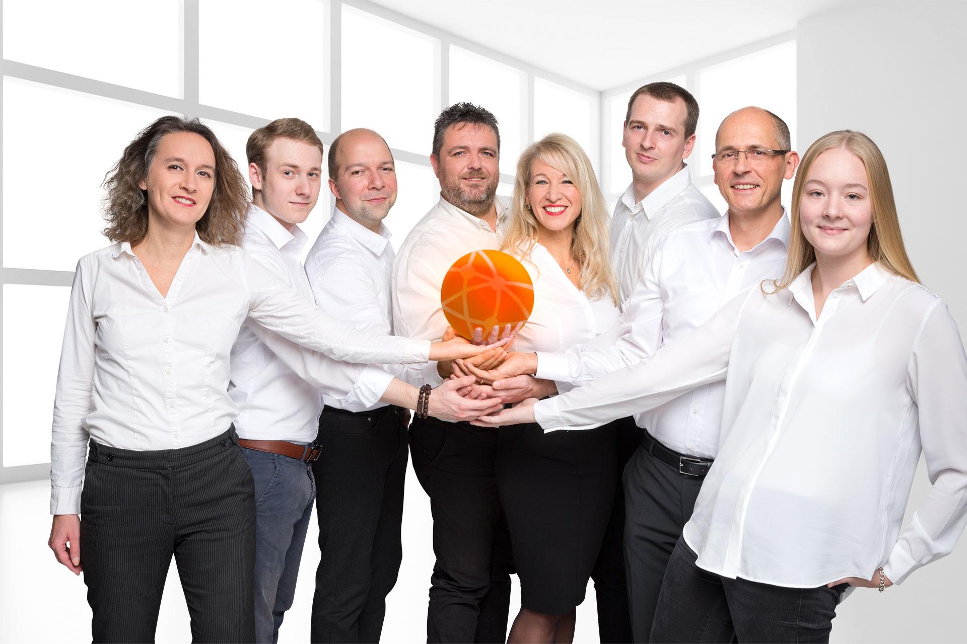 Gruppenbild NETRIX